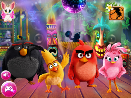 A Festa dos Angry Birds - screenshot 1