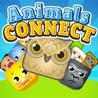 Jogo Animals Connect