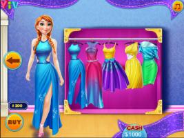 Anna e Elsa no Facebook - screenshot 2