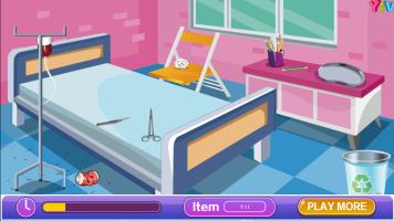 Anna Limpa os Quartos do Hospital - screenshot 1
