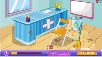 Anna Limpa os Quartos do Hospital - screenshot 3