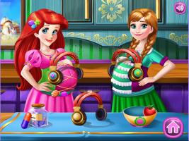 Ariel e Anna: Amigas Grávidas de Verdade - screenshot 3
