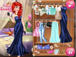 Ariel e Jasmine trocam suas Roupas - screenshot 2
