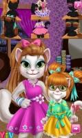 Arrume Angela e a Bebê - screenshot 3