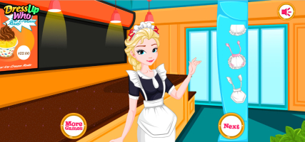 A Sorveteria da Princesa Elsa - screenshot 1