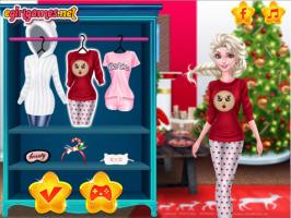 As Princesas Disney e o Papai Noel - screenshot 3