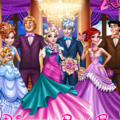 Jogo Baile Real das Princesas
