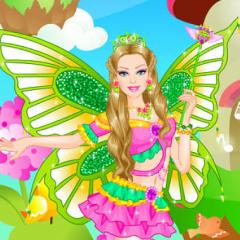 Jogo Barbie Fada Borboleta