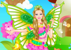 Barbie Fada Borboleta