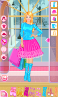 Vista Barbie nas Compras - screenshot 1