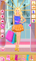 Vista Barbie nas Compras - screenshot 2