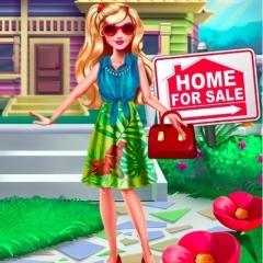 Jogo Barbie vira Corretora de Imóveis