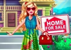 Barbie vira Corretora de Imóveis