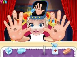 Bebê Elsa Machuca as Mãos - screenshot 3