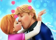 Beijo Escondido de Anna