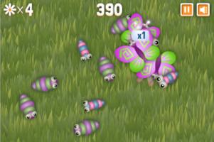 Butterfly Bash - screenshot 1