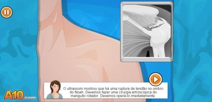 Cirurgia no Ombro - screenshot 1