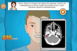 Cirurgia no Ouvido - screenshot 1