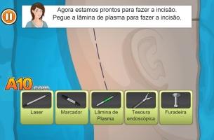 Cirurgia no Ouvido - screenshot 2