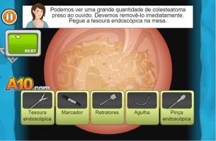 Cirurgia no Ouvido - screenshot 3