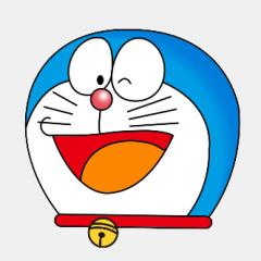 Jogo Colorir Doraemon