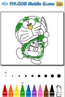 Colorir Doraemon - screenshot 2
