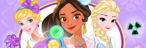 Concurso de Hand Spinner das Princesas