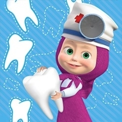 Jogo Consultório Dentista da Masha