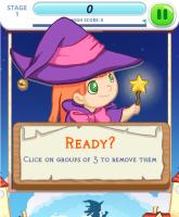 Cute Puzzle Witch - screenshot 1