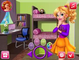 Decore o Quarto de Barbie - screenshot 2