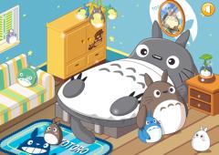 Decore o Quarto Totoro