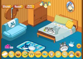 Decore o Quarto Totoro - screenshot 1
