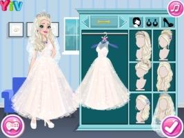 Elsa e Anna: Festa de Noivado - screenshot 1