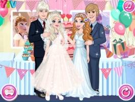 Elsa e Anna: Festa de Noivado - screenshot 3