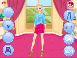 Elsa Namora com Jack Frost - screenshot 2