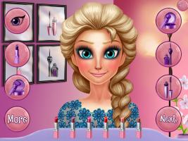 Elsa no Salão de Beleza - screenshot 2