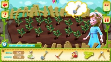 Elsa Planta Rosas no Jardim - screenshot 1