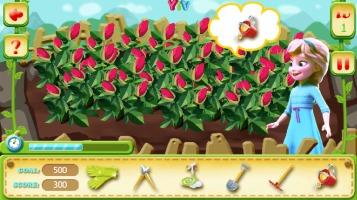 Elsa Planta Rosas no Jardim - screenshot 2