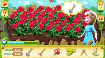Elsa Planta Rosas no Jardim - screenshot 3