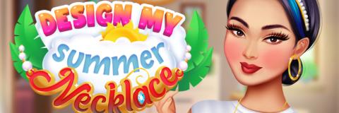 Faça Um Colar de Verão