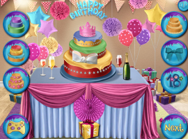 Festa de Aniversário de Barbie - screenshot 1