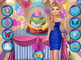 Festa de Aniversário de Barbie - screenshot 2