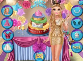 Festa de Aniversário de Barbie - screenshot 3