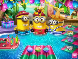 Festa de Piscina dos Minions - screenshot 2