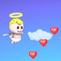 Jogo Flappy Cupido