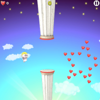 Flappy Cupido - screenshot 1