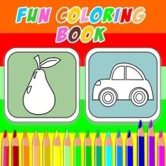 Jogo Fun Coloring Book