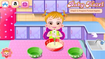 Hazel prepara Sopa na Cozinha - screenshot 2