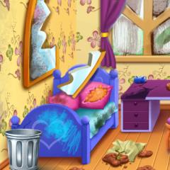 Jogo Limpe a Casa dos Sonhos
