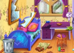 Limpe a Casa dos Sonhos